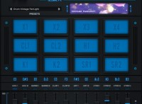 Drum Pro: free vst drum kits rompler