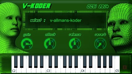 V-Koder free vst vocal plugins