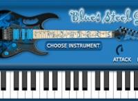 FS Blues Steel Guitar: Free Vst Guitar