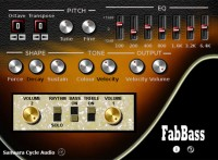 FabBass: Free Vst Bass