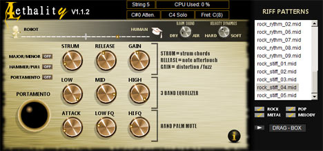guitar vst plugins