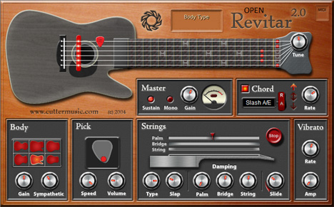 Revitar 2: Free Vst Guitar