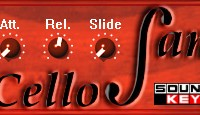 Cellofan: Free Vst Cello
