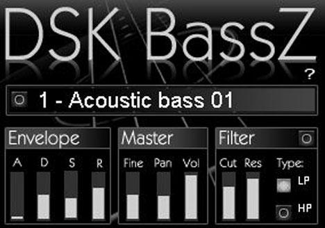 free vst dsk-bassz2
