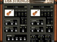 Strings: Free Vst String