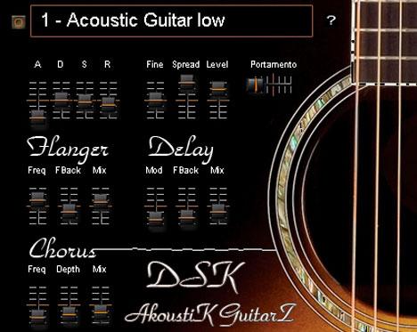 free vst guitar dsk-akoustik-guitarz