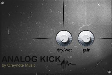 Analog Kick
