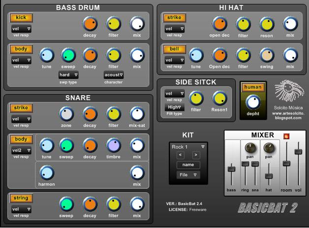 BasicBat