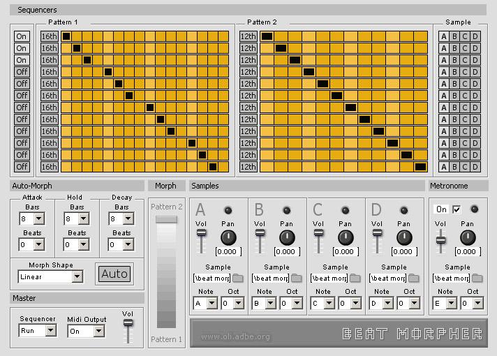 Beat Morpher