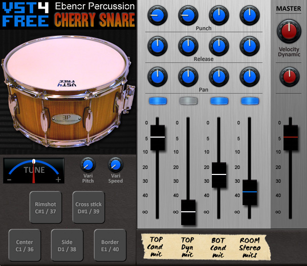 Cherry Snare