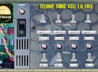 Techno Toms VSTi