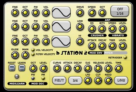 BSTATION 2