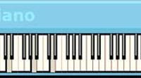 Big Blue Piano