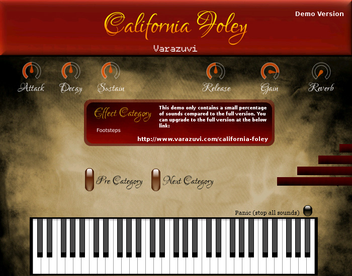 California Foley