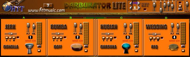Darbukator Lite