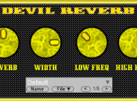 Devil Reverb 1.0 : free reverb vst effects