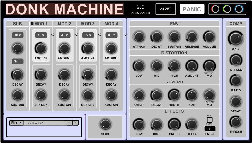Donk Machine