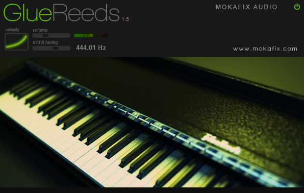 Glue Reeds