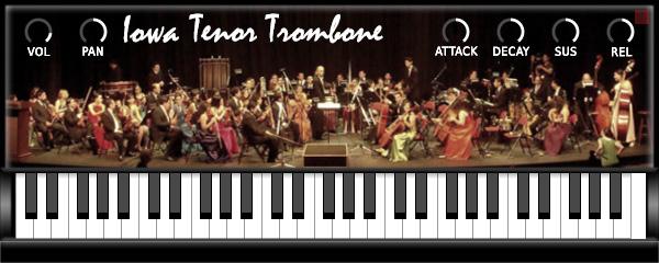 Iowa Tenor Trombone