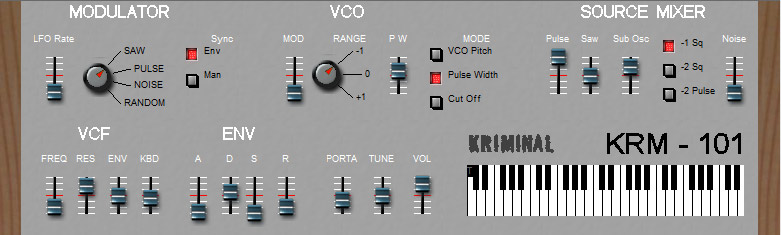 KRM-101