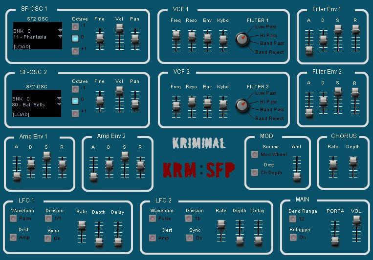KRM-SFP