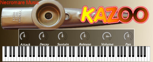 Kazoo VST sample sound library plugin for windows mac DOWNLAOD