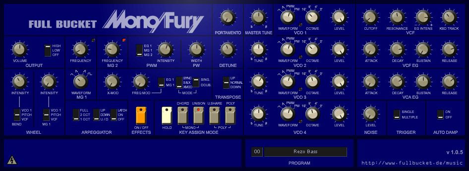 Mono/Fury