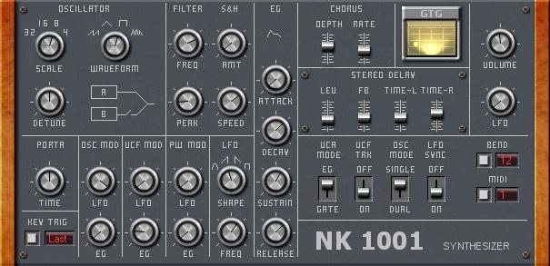 NK 1001