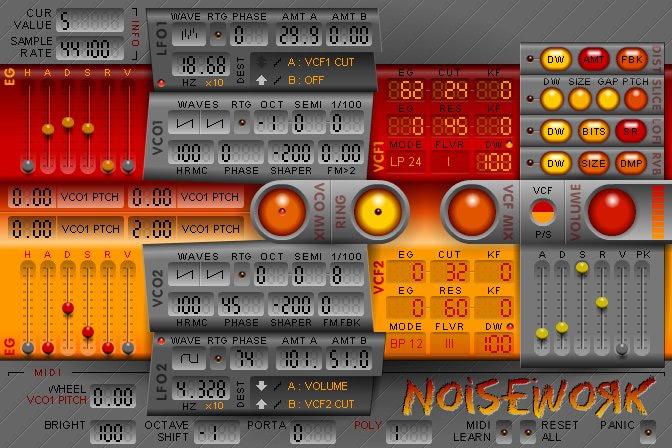 NoiseWork