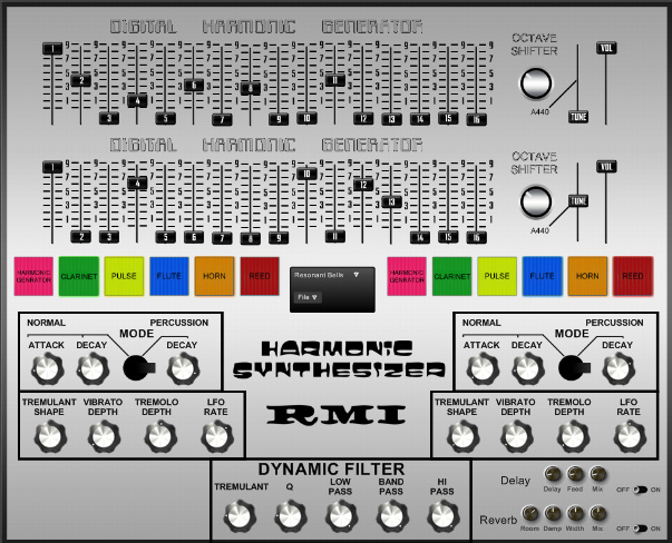RMI Harmonic
