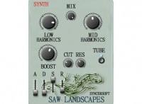 Saw Landscapes