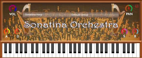 Sonatina Harp