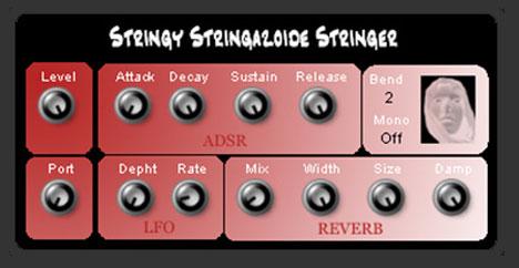 Stringy Stringazoide Stringer