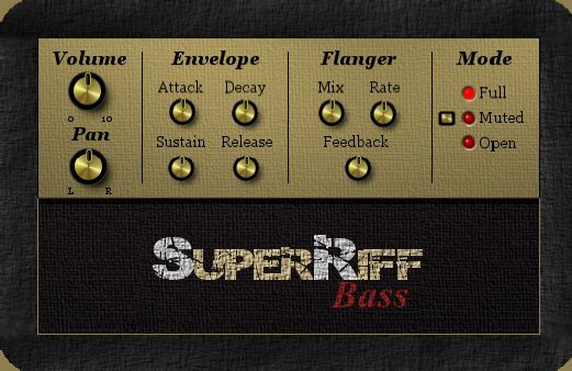SuperRiff Bass