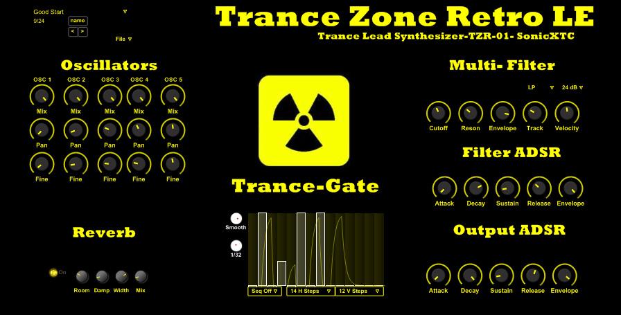 Trance Zone Retro LE