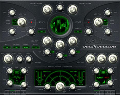 VS-1 / oscilloscope