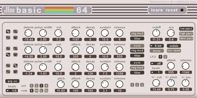 basic 64
