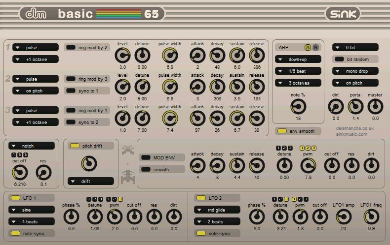 basic 65