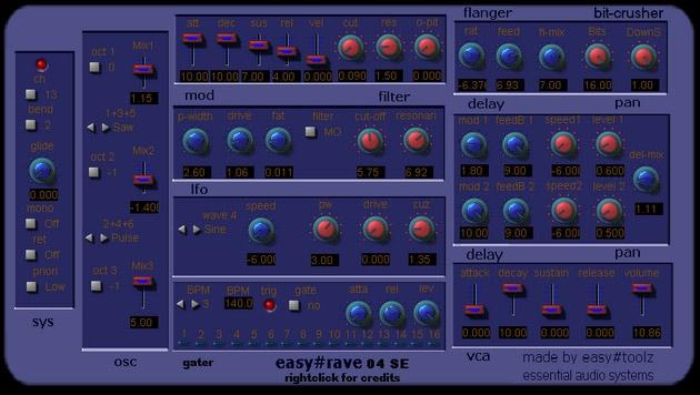 easy-rave o4
