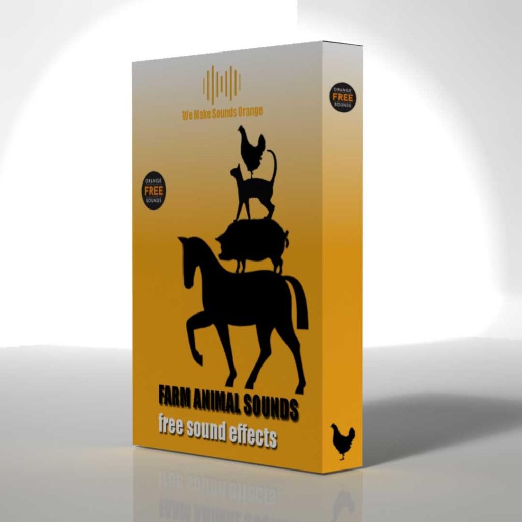 Farm Animal Sounds Sound Pack