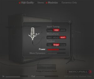 Free guitar cabinet vst Simulator Mercuriall Cab v3.0