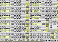 Dr Fusion 2: free vst drum sampler and synth