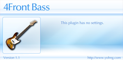 free bass vst 4frontbass