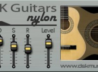 DSK Guitars Nylon: Free Vst Guitar