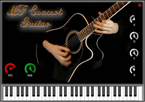 MF Concert Guitar: Free Vst Guitar
