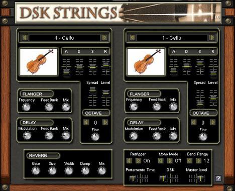 Strings: Free Vst String