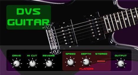 DVS Guitar: Free Vst Guitar