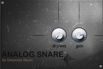 Analog Snare