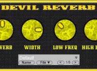 Devil Reverb 1.0 : free reverb vst effects