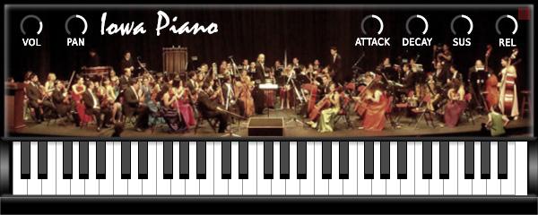 Iowa Piano